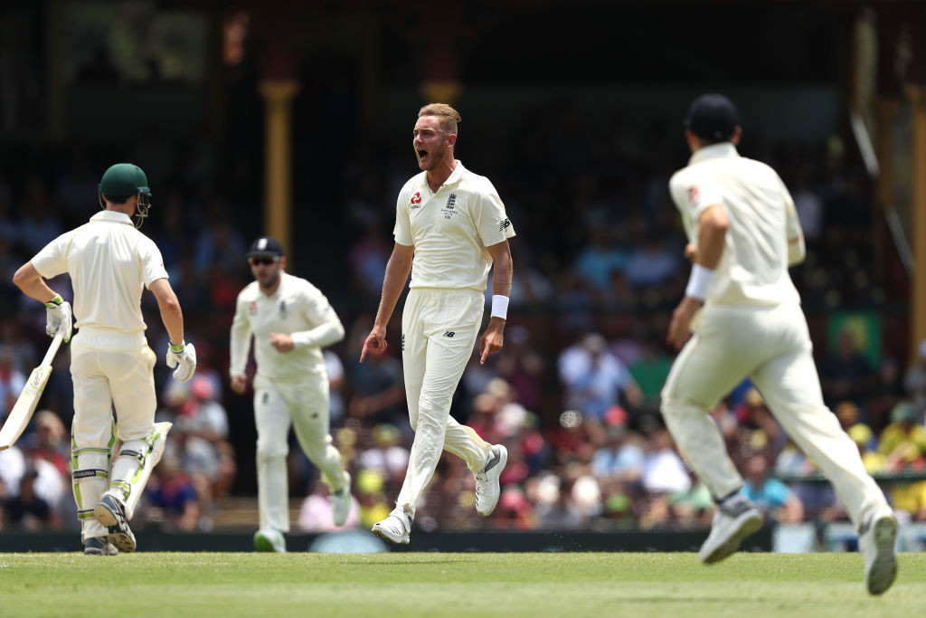 Broad remains a force in Test cricket.