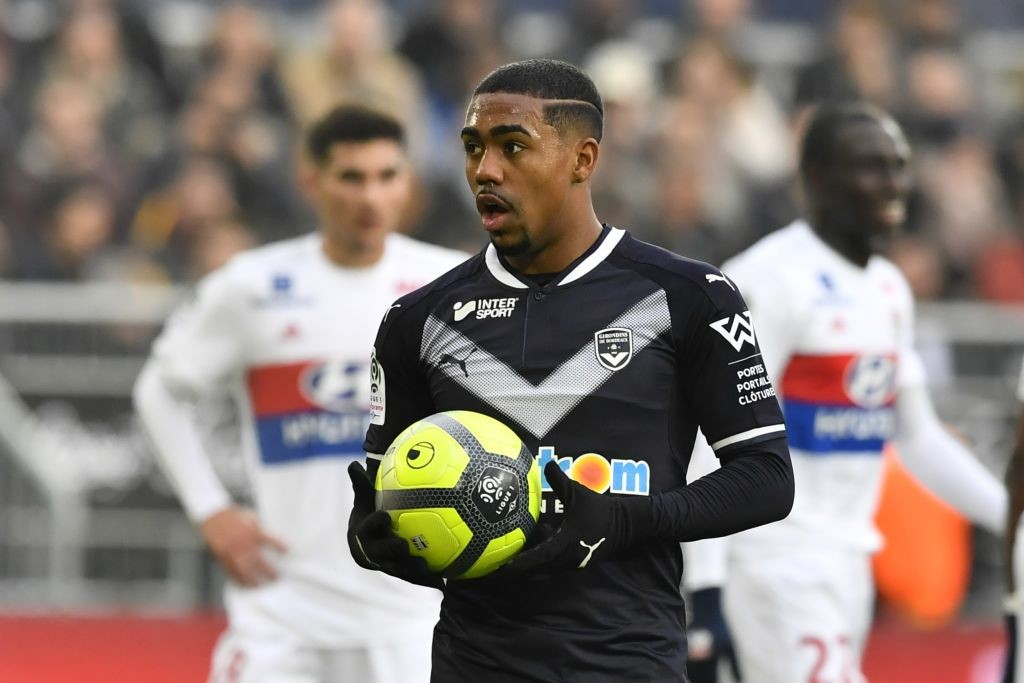 Bayern Munich has entered the race to sign Malcom.