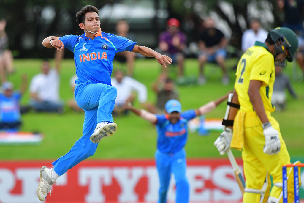 Nagarkoti impressed for India in the U19 World Cup triumph.