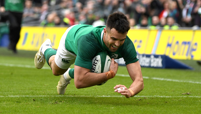 Ireland v Italy - NatWest Six Nations