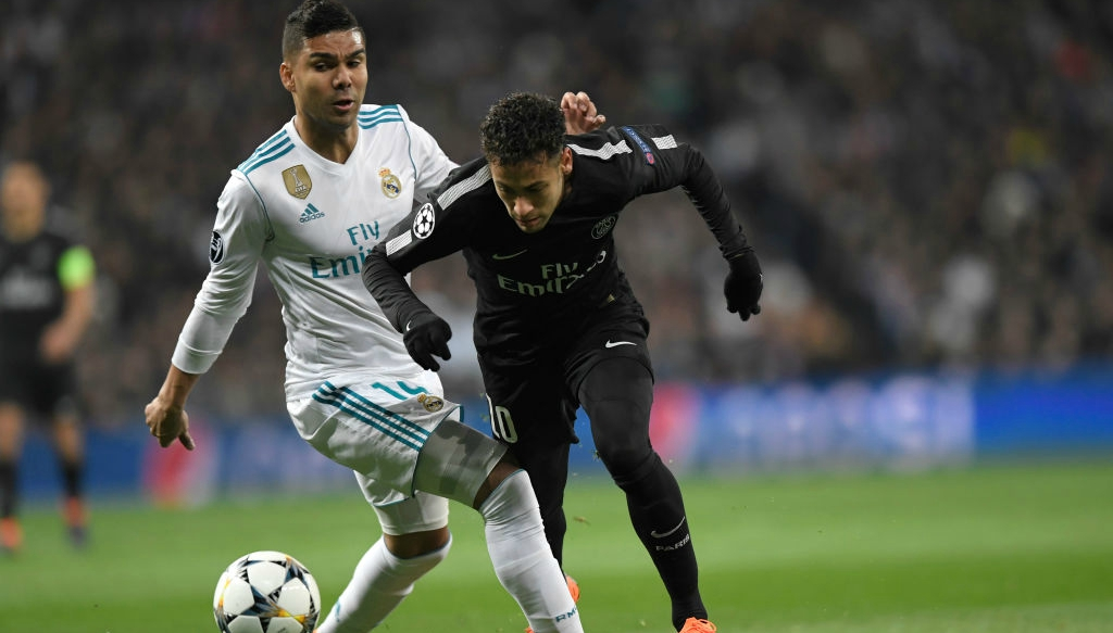 Neymar and Ronaldo would get along very well - Casemiro
