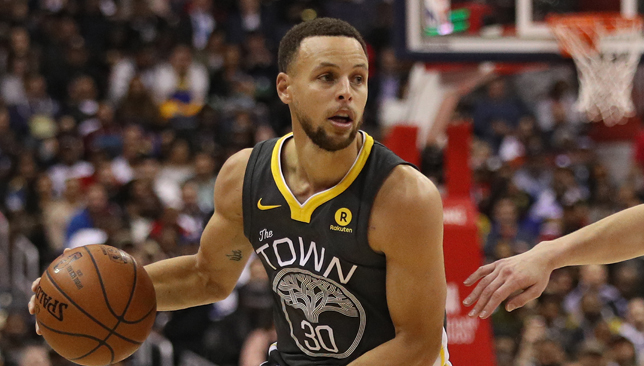 Curry suffers MCL sprain in first game back from ankle injury