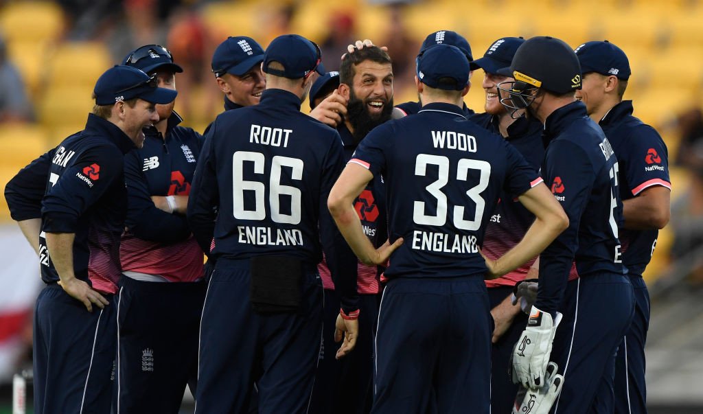 Moeen Ali put in a man-of-the-match performance.
