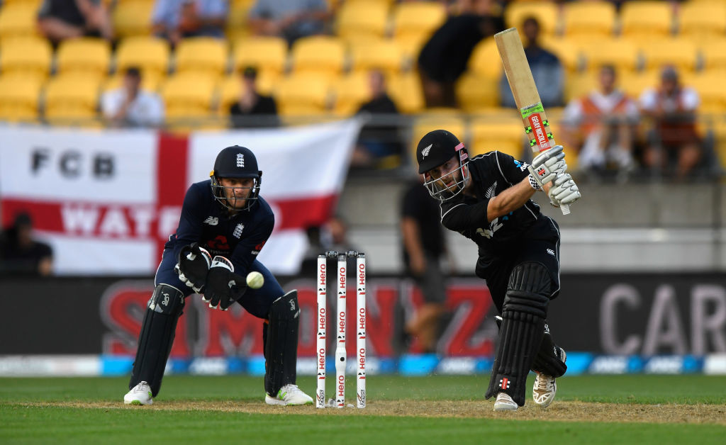 Williamson was head and shoulders above every other batsman.