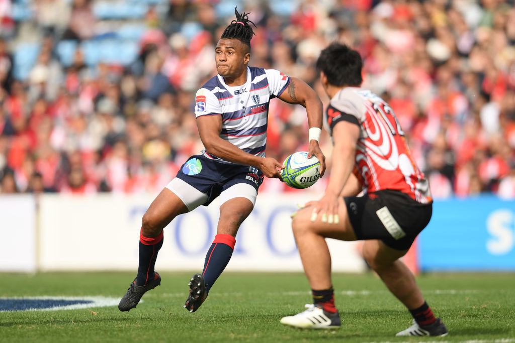 Will Genia is one of the star-studded Rebels have at their disposal.