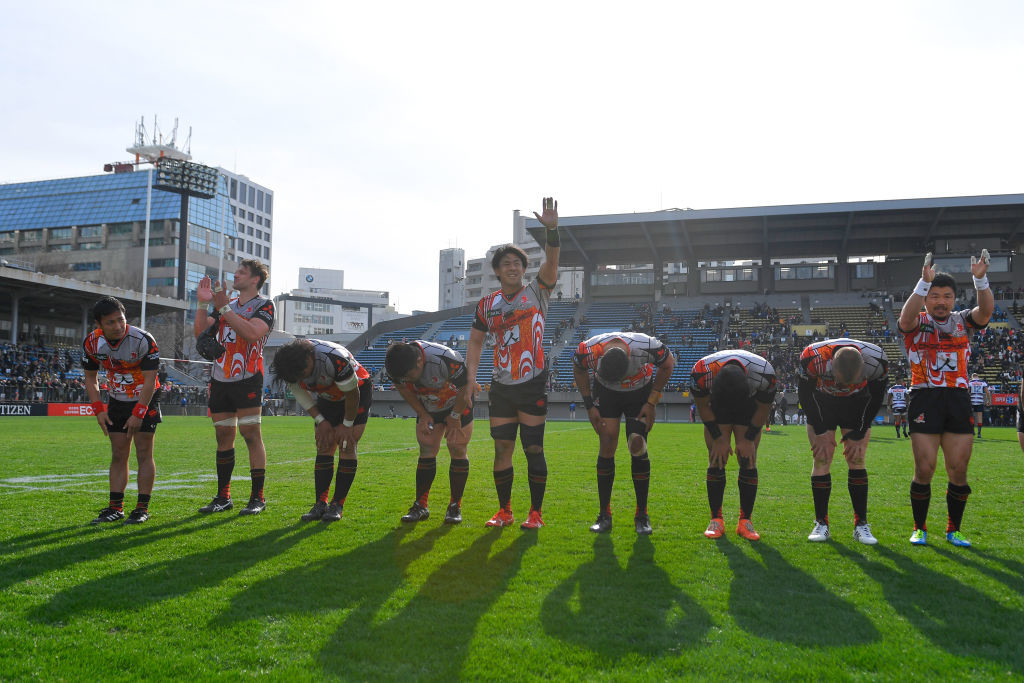 The Sunwolves will be searching for their first win of the season.
