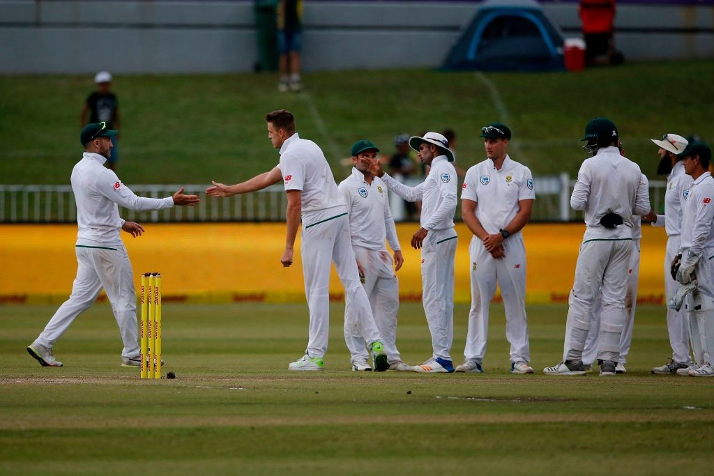 The hosts will face unprecedented task in their second innings.