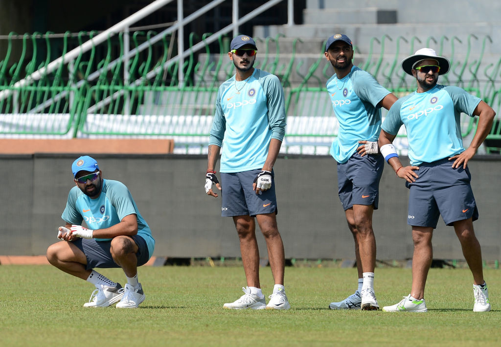 India have rested several stars for the tri-series.