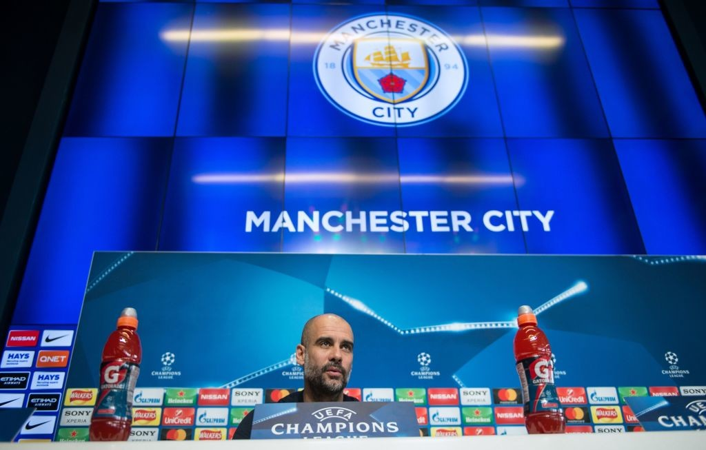 Pep is unlikely to change his approach for the clash.