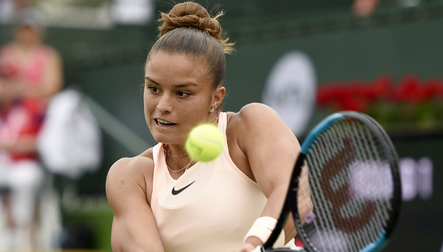 Indian Wells: Darya Kasatkina knocks out Caroline Wozniacki in round 4