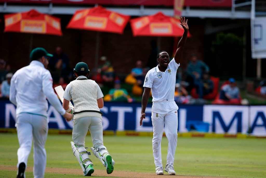 A five-wicket haul in just 18 deliveries for the South African.