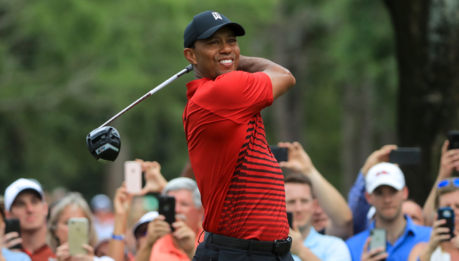 Tiger Woods is just short of first win since 2013