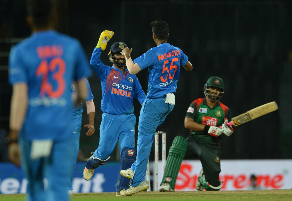 India are unbeaten in all T20 meetings with Bangladesh so far.
