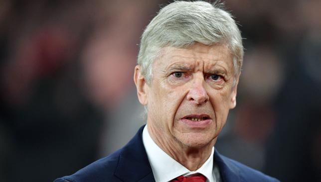 Arsenal out for Stoke revenge
