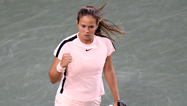 Kasatkina upsets Venus Williams to reach Indian Wells final