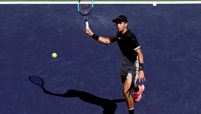 Del Potro stops Federer at Indian Wells
