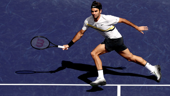 Roger Federer Rues Indian Wells Defeat