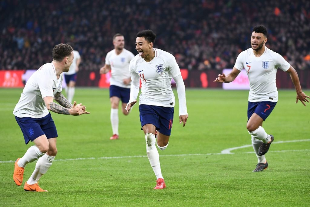 Lingard's goal had proved to be the difference between the two sides.