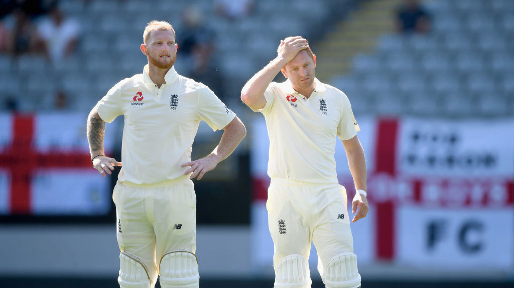 Bairstow failed to make the most of his reprieve.