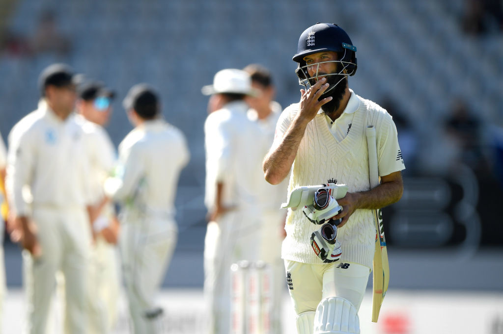 Moeen paid the price for being stuck on the back-foot.