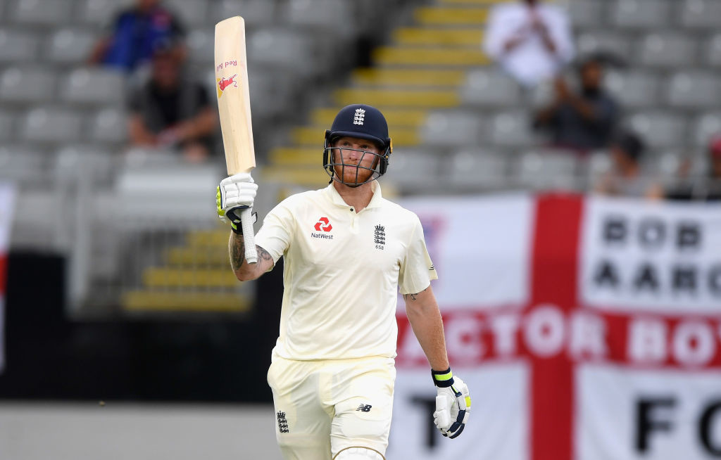 Stokes showed a different side to his game in a patient innings.
