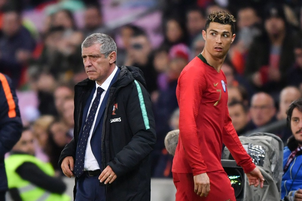 Fernando Santos may have won the European Championships, but Portugal have problems