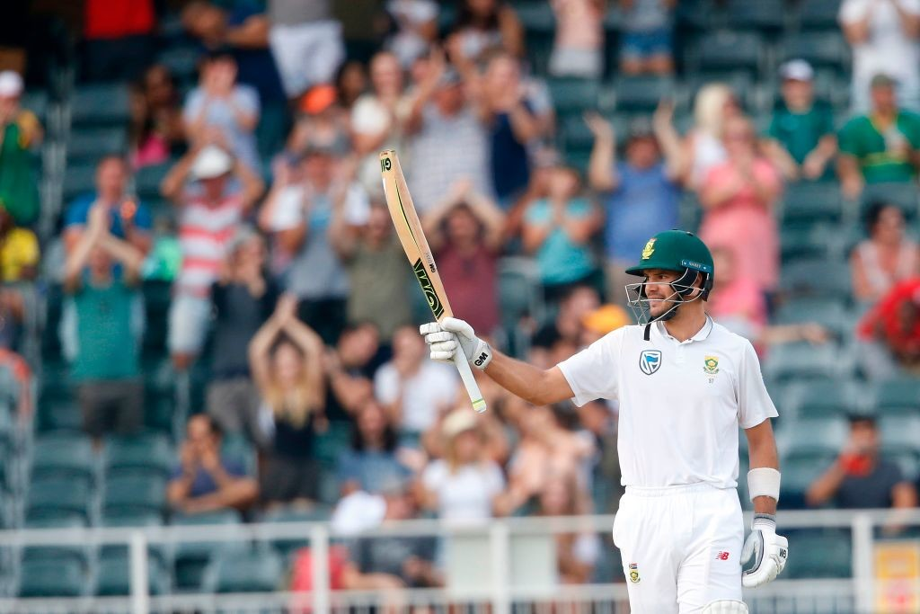 Markram looked completely at ease during his 216-ball stay.