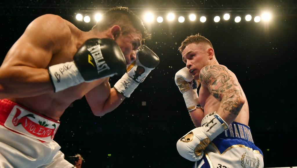 In action: Defeating Horacio Garcia