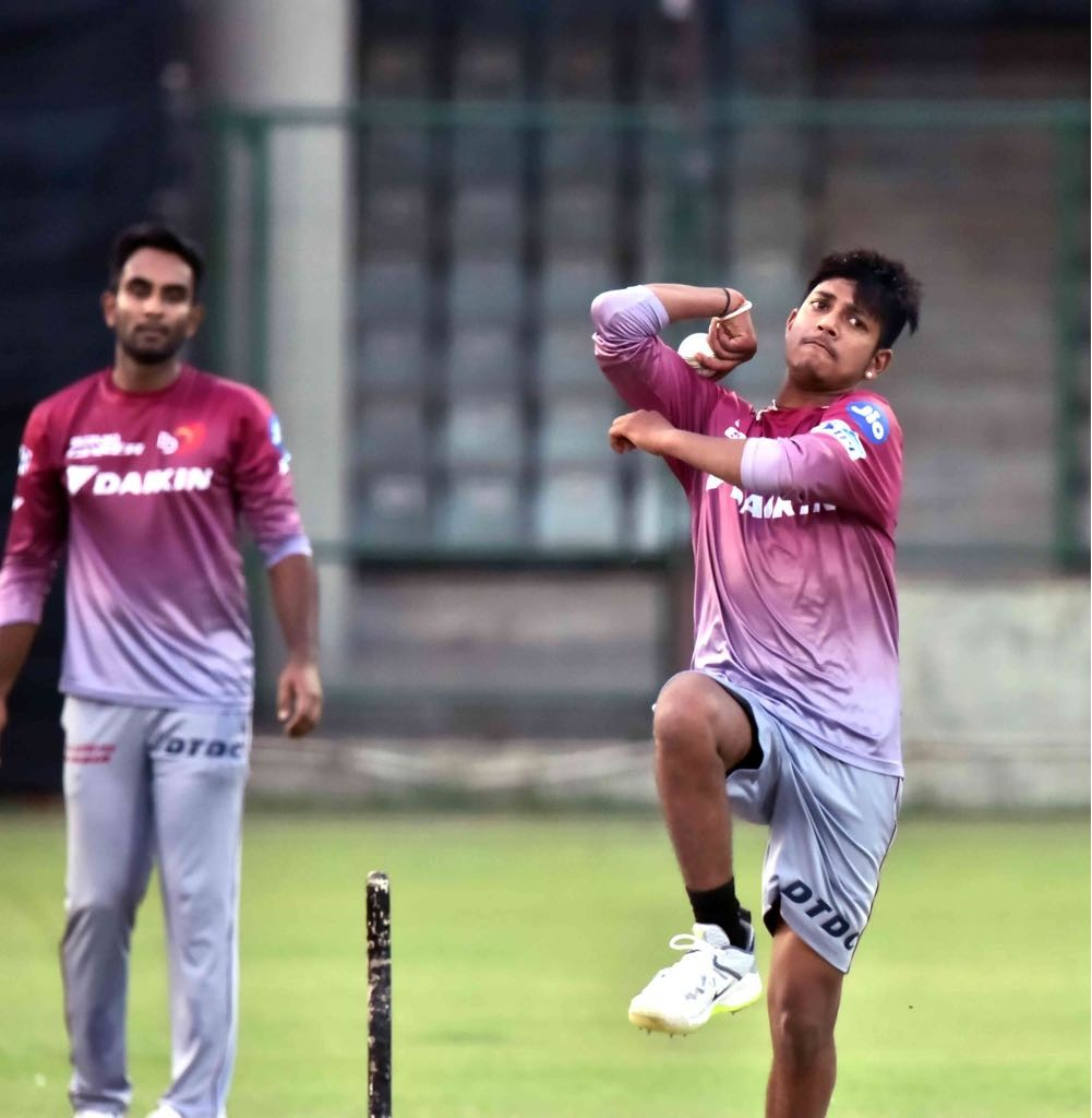 Lamicchane will become the first Nepalese player to play in the IPL.
