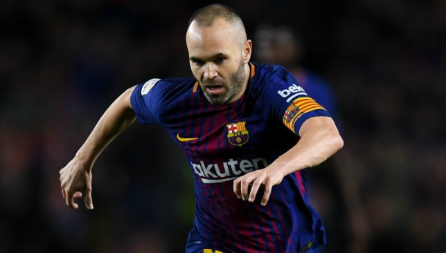 Andre Iniesta to leave Barca at season's end