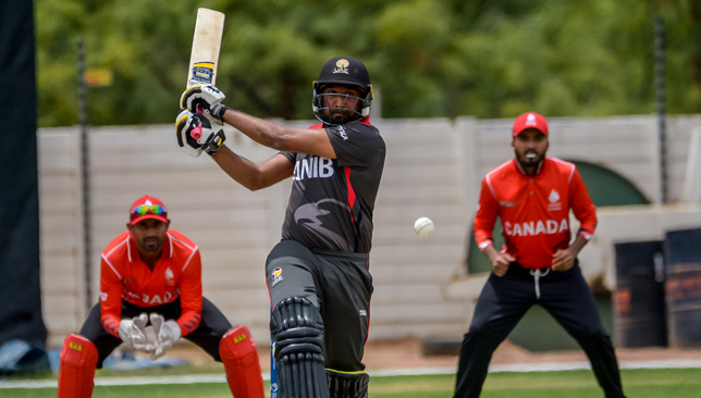 UAE will rely on Shabbir for runs.