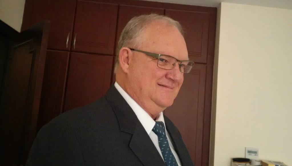 Sarries chairman Jacob Basson.