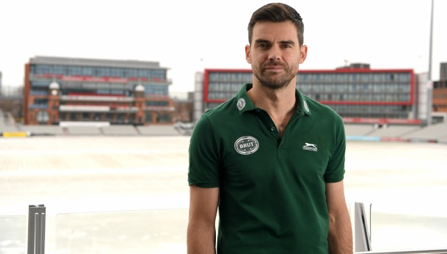 Cricket News James Anderson Is Fighting For Test Cricket