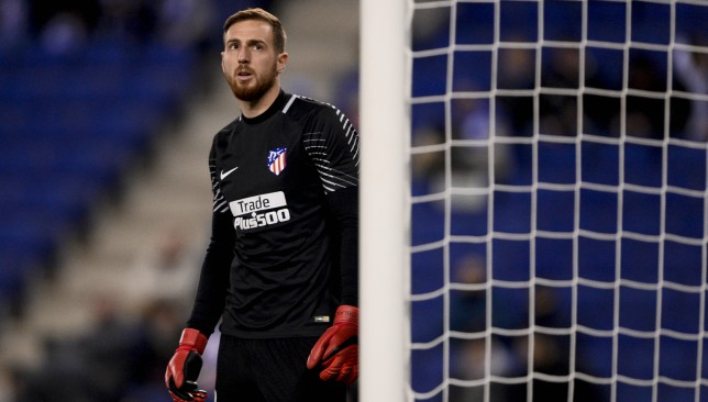 Premier League-bound? Jan Oblak.
