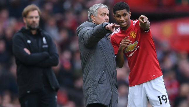 Jose Mourinho is not getting the best out of his attacking players, such as Marcus Rashford, according to Sharpe.