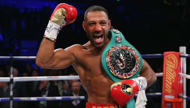 Kell Brook and Amir Khan have been in an elongated war of words.