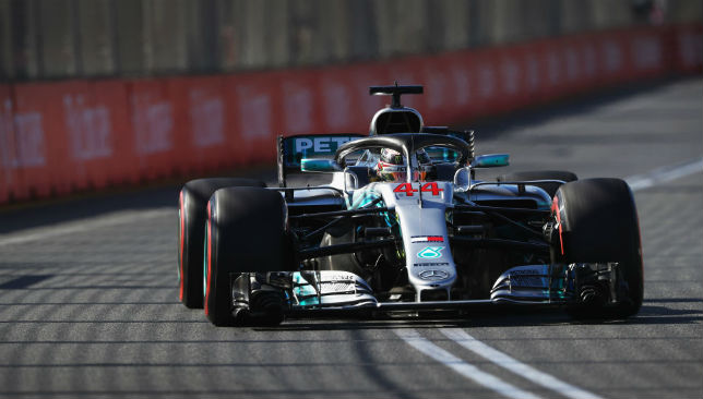 F1 champ Lewis Hamilton hit with penalty in Bahrain