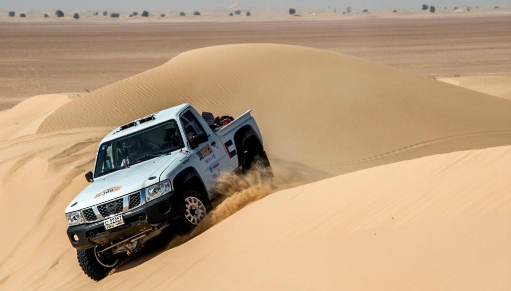 The UAE's Mansoor Al Helei is among the contenders.