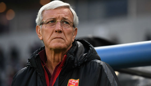 Lippi hopes China will be a surprise package in the UAE.