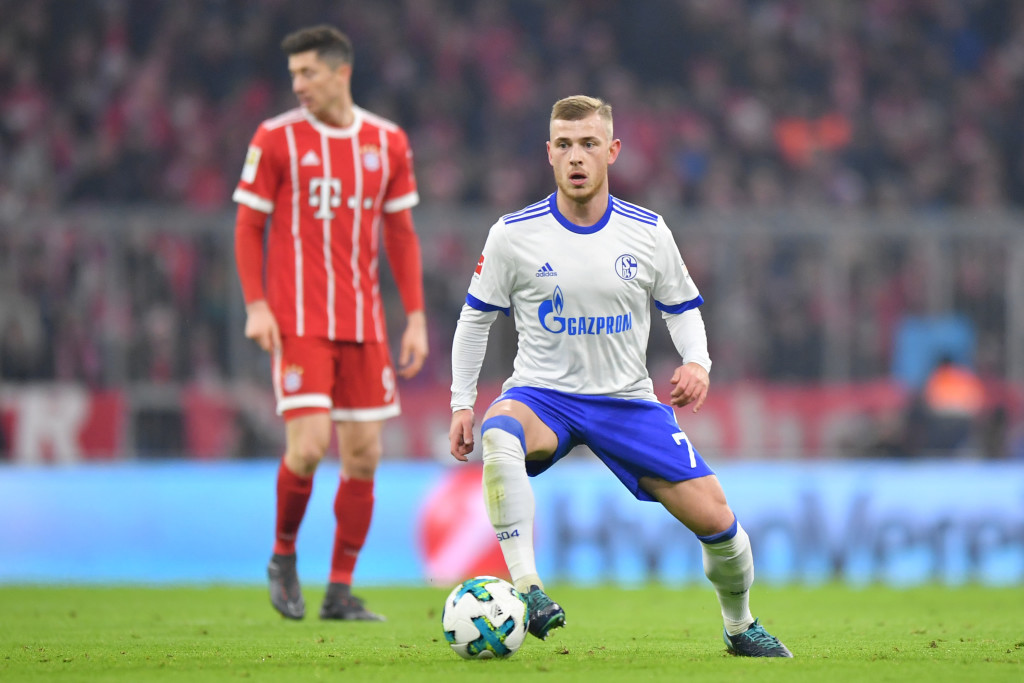 Max Meyer could be on the move to Merseyside