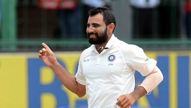 Seamer Mohammed Shami's contract put on hold by BCCI in wake…