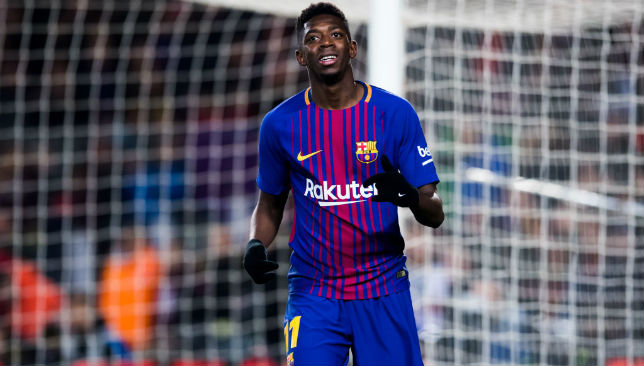 Soon to be a Red? Ousmane Dembele