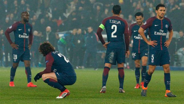 PSG braced for fine from UEFA for fans' behaviour against Real Madrid