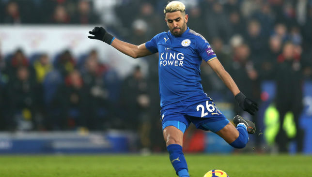 Riyad Mahrez: Leicester winger says team-mates stood by him