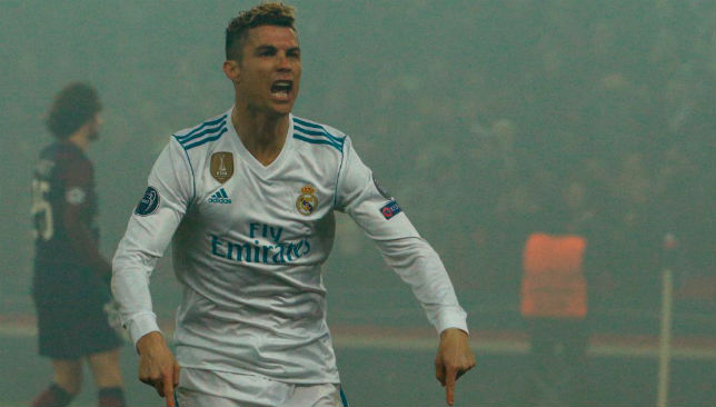 Cristiano Ronaldo scores for fun when Real Madrid play Getafe