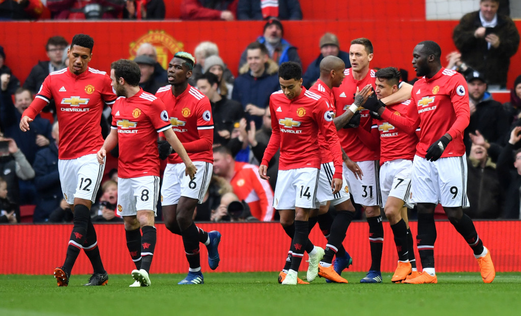 United enter the game in good form.