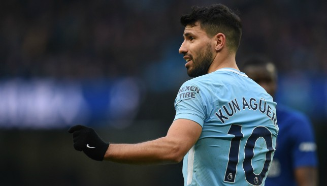 Aguero reveals plan to leave Manchester City in 2020