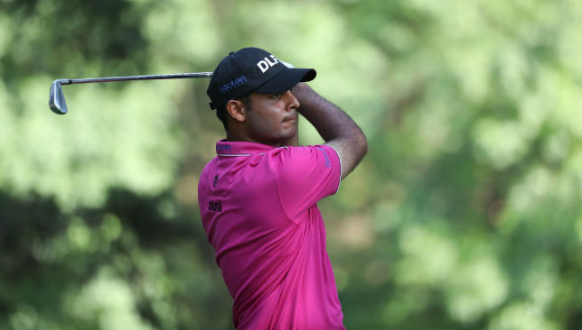 Sharma holds his nerve and the lead in Mexico Championship golf tournament