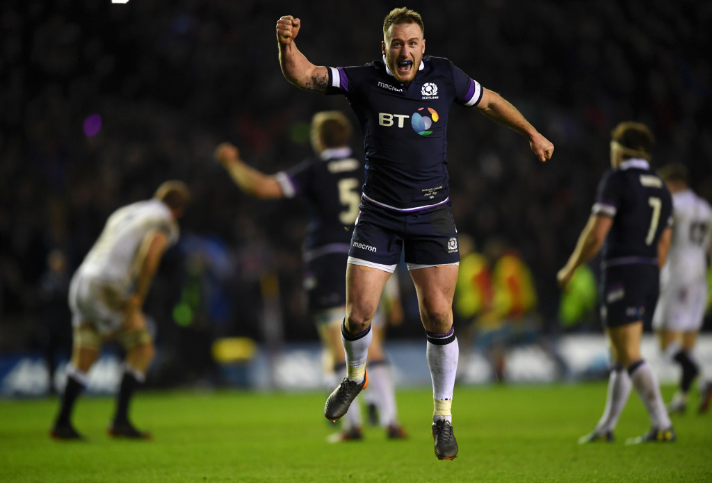 Vern Cotter would love to have Stuart Hogg in France