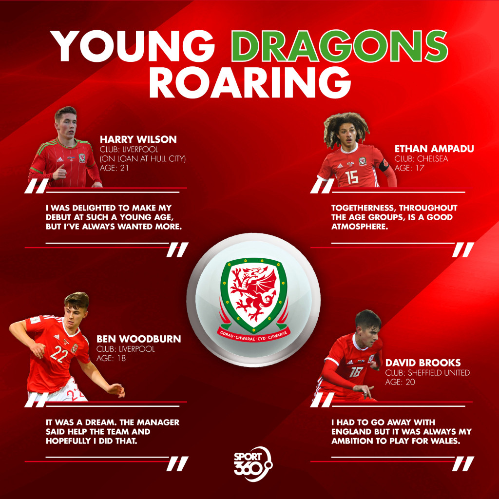 Wales kids graphic